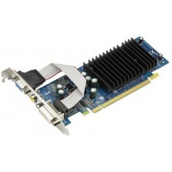 CARTE VIDEO ASUS NVIDIA GeForce 6200 LE VGA DVI TV OUT PCIe
