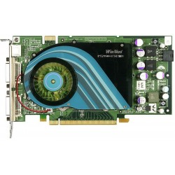 CARTE VIDEO Leadtek WinFast PX7950 GT TDH 512 Mo TV-Out/Dual DVI PCI Express