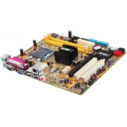 CM MICRO ATX ASUS P5B-MX SOCKET 775 DDR2 LAN audio HD (6 canaux)  PCI EXPRESS