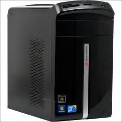 PC BARBONE PB IMEDIA CORE 2 DUO E8400 3 GHz 4 GO 640 GO HDMI NVIDIA