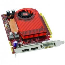 CARTE VIDEO ATI Radeon HD 3650 512MB DVI 2 DISPLAY PORT PCI Express