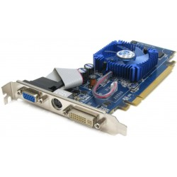 CARTE VIDEO Sapphire Radeon X1550 256 MB DVI VGA TV Out PCI Express