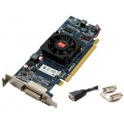 CARTE VIDEO AMD ATI Radeon HD 6350 512 MB DOUBLE DVI LOW PROFILE Port PCIe