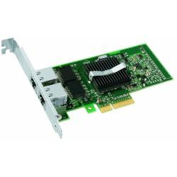 Carte RESEAU INTEL PRO 1000 PT Dual Port 2 ports Gigabit PCIe x4