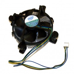 Ventilateur Radiateur INTEL pour CPU Intel CORE 2 DUO Socket 775 E30307-001