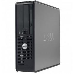 PC Dell Optiplex GX 620 SFF PENTIUM DUAL 2.8 Ghz 2 GO 160 GO DVD/CDRW