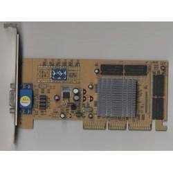 Carte Graphique NVIDIA Riva TNT2 M64 32Mb SDRAM VGA AGP 4X