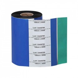 Ruban de transfert thermique FH WAX RESIN 130mm x 450m