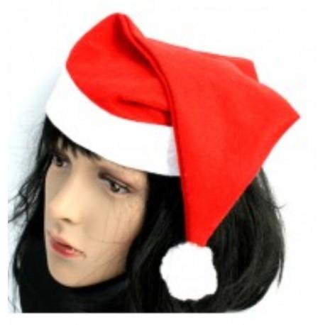 288 Bonnets de Père Noël  taille unique Classique Doux