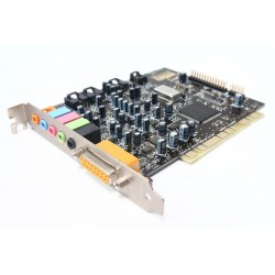 Carte son Creative Sound Blaster LIVE DIGITAL 16 bits  48 kHz 5.1 PCI SB0060