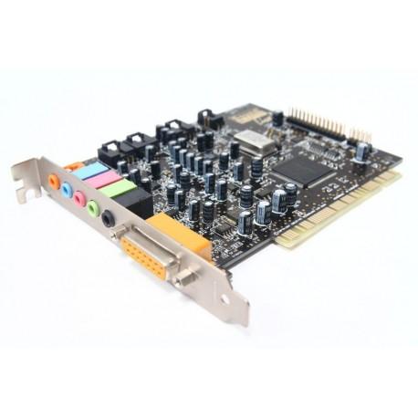 Carte son Creative Sound Blaster LIVE DIGITAL 16 bits  48 kHz 5.1 PCI SB0060