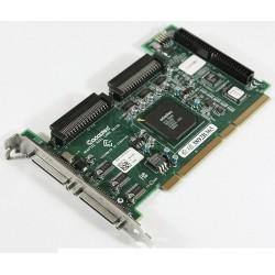 CARTE SCSI ADAPTEC 39160 Ultra160 SCSI 2 Canal  Ultra160 SCSI 160 Mo/s PCI 64