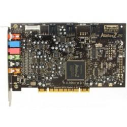 Carte son Creative Sound Blaster Audigy 2 ZS 24 bits  192 kHz 7.1 SB0350
