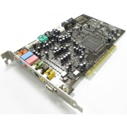 Carte son Creative Sound Blaster Audigy 2 24 bits  192 kHz 7.1 FIREWIRE SB0350
