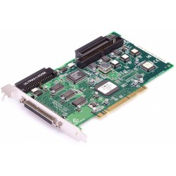 CARTE SCSI ADAPTEC 2940U2W Ultra2 Wide SCSI  80 Mo/s PCI