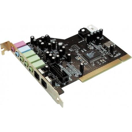 Carte son TERRATEC Aureon 5.1 16 bits 48 kHz AC3  PCI