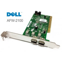 CARTE Firewire Adaptec DELL AFW-2100 IEEE1394 PCI