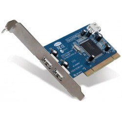 carte USB PCI Belkin USB 2.0 2 Ports + 1 interne