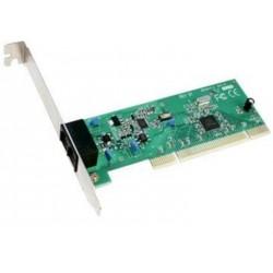 Carte modem Olitec PCI V92 Ready Fax / modem 56 Kbits/s  V.90, V.92