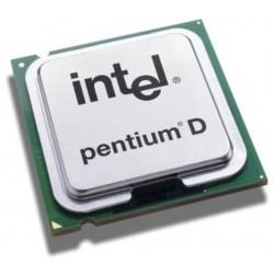 CPU INTEL Pentium D 820 2.8Ghz 2Mo 800Mhz LGA775 SL8CP