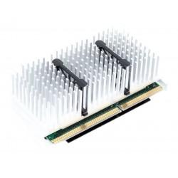 CPU Intel Pentium III 933 MHz, 256 Ko de cache, FSB 133 MHz SLOT 1  SL4BT