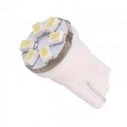 AMPOULE LED BLEU pour Veilleuse T10 9 LEDs 12V