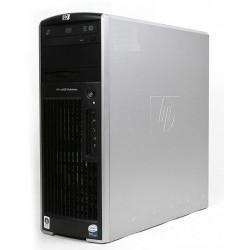STATION HP XW6400 BI XEON E5310 8 CORE 8 GO 500 GO NVIDIA NVS DVDRW