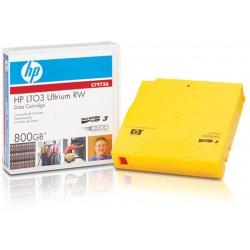 CARTOUCHE HP LTO-3 Ultrium RW capacité 400-800GB C7973A