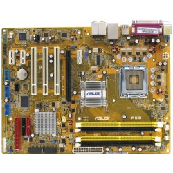 CM ATX ASUS P5B SOCKET 775 DDR2 LAN audio HD (6 canaux)  PCI EXPRESS