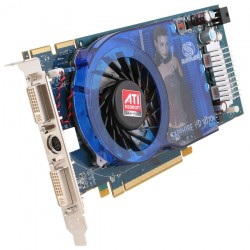 CARTE VIDEO Sapphire Radeon HD 3870 512 Mo PCI Express