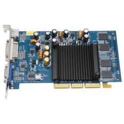 CARTE VIDEO Gigabyte PNY GeForce 6200 256 MB TV-Out DVI VGA AGP 8X
