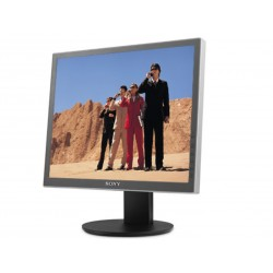 "Ecran LCD Plat SONY SDM-S74  17""  VGA DVI 1280x1024"