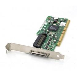 CARTE SCSI ADAPTEC ASC-29230ALP 1 Canal Ultra320 SCSI 320 Mo/s PCI-X/133 MHz