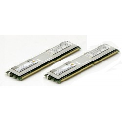 KIT MEMOIRE DDR2 SAMSUNG 4 Go (2x 2Go) PC2-5300FB 667 ECC