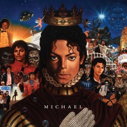 "25 CD MICHAEL JACKSON ALBUM ""MICHAEL"" 2010 -ORIGINAL-"