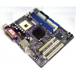 CM micro ATX ECS/NEC N4-IBFGL SOCKET 478 - DDR1 - LAN - audio - VGA