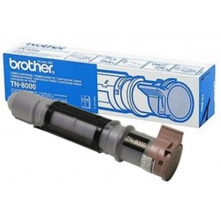 Toner NOIR BROTHER ORIGINAL TN-8000 2200 PAGES