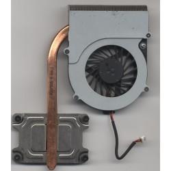 RADIATEUR + VENTILLATEUR CPU POUR TOSHIBA L630 V000240400