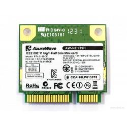 CARTE WIFI MINI-PCI EXPRESS Azurewave AW-NE139H Wifi 802.11b/g/n