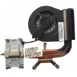 RADIATEUR + VENTILLATEUR CPU POUR HP PAVILION G7