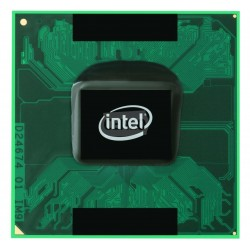 Intel dual core PENTIUM Mobile T4400 2.2 1MB SLGJL Socket P
