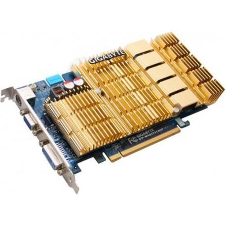 CARTE VIDEO Gigabyte NVIDIA GeForce 8500 GT 512MB TV-Out DVI VGA PCI Express