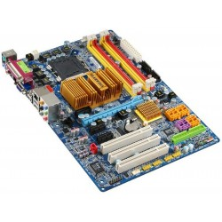 CM ATX Gigabyte GA-P35-DS3R Socket 775 FSB 1333 DDR2 LAN PCI-E