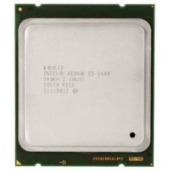 CPU Intel Xeon E5-2680 2.7 GHz 8 Core 20 Mo Socket LGA 2011 SR0KH