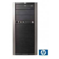 HP PROLIANT ML 310 XEON QUAD CORE X3220 4 GO 500 GO DVD