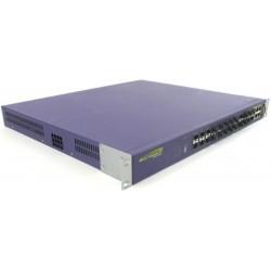 SWITCH Extreme Networks Summit X450A-24x 24 port Gigabit SFP + 4 port 10/100/1000