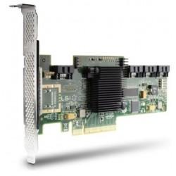 CARTE LSI 9212-4i contrôleur de stockage RAID SATA 3Gb/s / SAS 6Gb/s PCIe 2.0 x8