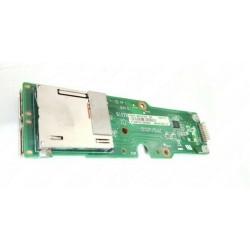 CARTE MODULE USB LECTEUR CARTE POUR ASUS SERIE K72 X72 60-NXHUS1000-D03