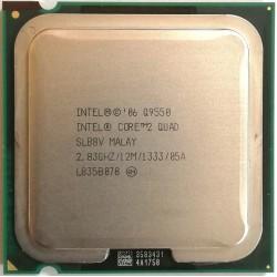 CPU INTEL Core 2 QUAD Q9550 2.83 Ghz 12Mo 1333 Mhz LGA775 SLB8V
