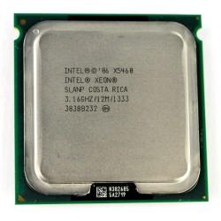 CPU Intel Xeon X5460 Quad core 3.16 Ghz 12 Mo 1333Mhz LGA 1366 SLANP